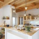 『参考になる!植物のあるおしゃれなカフェ風キッチン画像まとめ 2/2』の画像