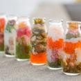 【画像】ウニにイクラなど瓶に詰めた海の幸を丼に盛る「瓶ドン」が女子に人気らしい