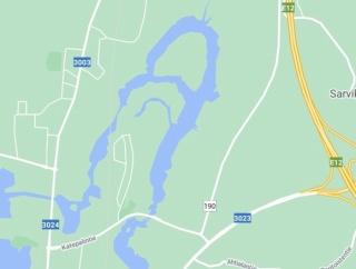 【画像】 Googleマップで卑猥な川見つけた!!!!!!!!!