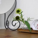 『花とグリーンのある暮らし! ご近所さんにいただいた花を飾りました!!』の画像