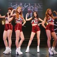 "【K-POP】KARA解散の裏に""反日世論""との声 アイドルファンマスター"