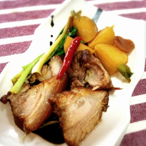 豚ちまきのトロトロ煮