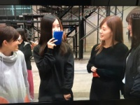【乃木坂46】白石麻衣と佐々木琴子が談笑!美のサミットを開催wwwwwwww(画像あり)