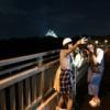 夜景を見た瞬間のさややの顔wwwwwwwwwww