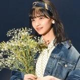 『やんちゃん緊張の初ランウェイでキュートな微笑みキタアアア!!!【乃木坂46】』の画像
