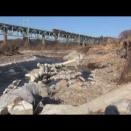 黒川橋りょう 台風19号の水害被害 四季島