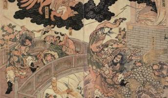 日本最強の妖怪が「九尾の狐」という風潮