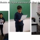 『8月のモデル校ニュース Notícias de Agosto da Escola Modelo』の画像