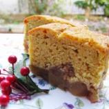 『薬膳スイーツ「リンゴとクルミのスパイスケーキ」作りました!1月の漢方&薬膳セミナーでお出しします』の画像