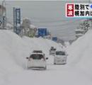 """「埋もれちゃう」 """"寒さ""""も""""豪雪""""も記録的 幌加内町 積雪197センチの別世界"""