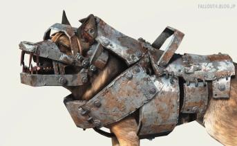 Oppressor Dog Armor