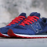 『6/20発売予定 BAIT X New Balance 574 'COBRA COMMANDER'』の画像