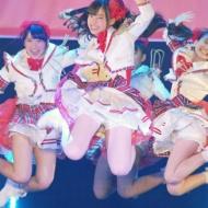 """橋本環奈(15)""""天使すぎる""""ジャンプでスカートの中が丸見えに!!!! アイドルファンマスター"""
