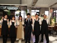 【日向坂46】富田鈴花&松田好花&渡邉美穂が東京03とコント。