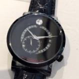 『【レッドレーベル】アーティスティックな時計【モバード】』の画像