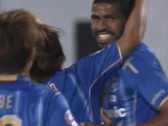 【動画】ガンバ大阪×FCソウル、前半終了!パトリック&倉田のゴールで2-0!
