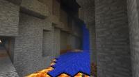 新枝掘り坑道を整備 (1)