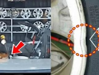 監視カメラにばっちり映ってるのに…謝罪から一転、わざとホイールを壊したことはないと容疑を否認した韓国の自動車整備会社店主=韓国の反応