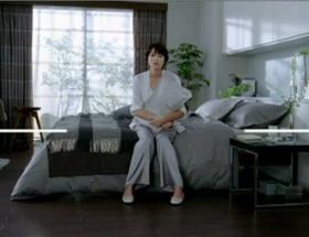 吉瀬美智子のニベアのシャワーシーンがたまらんと話題に