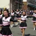 2015年横浜開港記念みなと祭国際仮装行列第63回ザよこはまパレード その63(横浜市立みなと総合高等学校吹奏楽部・チアダンス部)