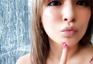 【かわいすぎる()】浜崎あゆみのおねだりキス顔がかわいすぎる!キスしたい男子が続出
