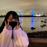 『[イコラブ] 瀧脇笙古「この前!レインボーブリッジを歩いて渡りましたよ景色良すぎて…楽しすぎちゃんでした!!」』の画像