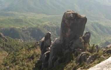 『2011年登山総決算(瑞牆山編)』の画像
