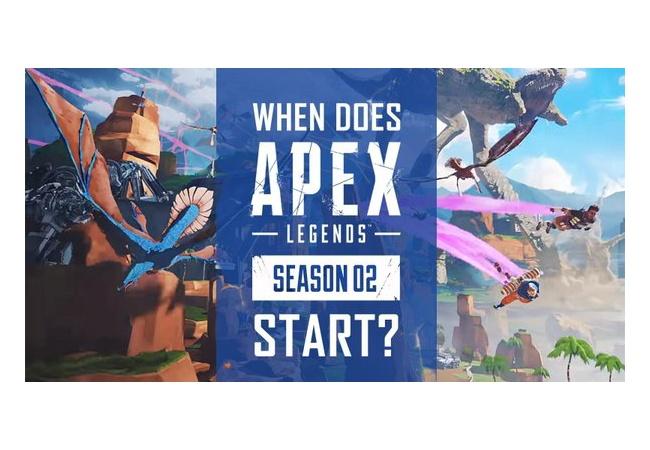 【APEX LEGENDS】まもなくシーズン2開幕!!アプデ容量は20GB