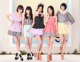 川島海荷のいる5人組ガールズグループ「9nine」 全国ツアーをスタート