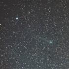 『淡くなったカタリナ彗星(C/2013 US10)』の画像
