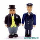 Thomas & Friends Sir Topham Hatt & The Engineer 1995
