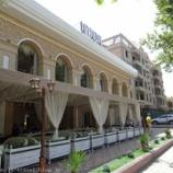 『ウズベキスタン旅行記42 サマルカンドのオシャレなレストラン「イスティクロル(Istiqlol)」で昼食』の画像