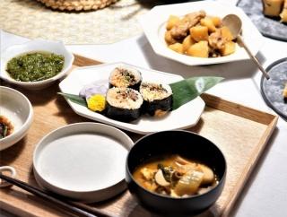 100均「寿司型」で献立に困った時の豪華見せ&無印のこなべで湯豆腐の晩ご飯♪