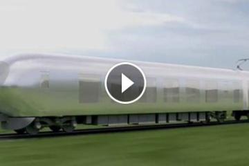 海外「日本の技術すげー!」見えない電車の登場に驚きを隠せない海外の人々
