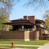 『行った気になる #世界遺産 #フレデリック・C・ロビー邸 #フランク・ロイド・ライトの20世紀建築作品群』の画像
