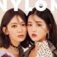 IZ*ONEが「M·A·C」の新作リップをまとい『NYLON JAPAN』に登場 表紙は咲良&ウォニョン