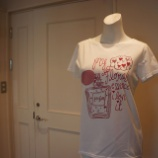 『DUAL VIEW(デュアルヴュー)パフュームボトルモチーフTシャツ』の画像