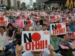 ムン大統領「反日やりまくったら不況になった。この経済悪化も日本のせい」