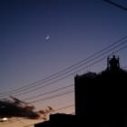 『12/17の月・木星・土星の接近~KAMLAN50mmF1.1 2020/12/18』の画像