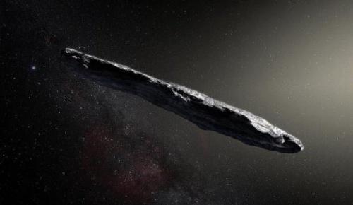 海外「オウムアムアは宇宙船」太陽系外から飛来した葉巻型小惑星が映画に登場する船のようだと話題に