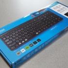 『手首が痛くない!浅く軽いキータッチのBluetoothキーボード【SKB-BT31BK】を買いました!』の画像