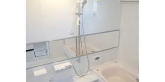 【家を建てる予定】風呂の鏡だが、今の主流は横長なのか?