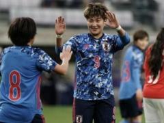 なでしこジャパン、パラグアイに7得点完勝…