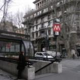『ヨーロッパの旅 ~【ローマの夢 市内散歩 地下鉄考とミモザ】』の画像