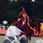 『京都、葵祭り』の画像