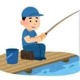 『【朗報】釣り(一人でできます、お金かかりません、時間潰せます、達成感あります、魚食べられます) ← この趣味』の画像