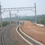 『(電車は来ないけど・・・)電化区間で一番小さい駅』の画像