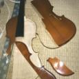 【画像】受験生さん、親に楽器をぶち壊されブチ切れwww。