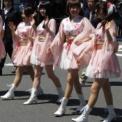 2013年横浜開港記念みなと祭国際仮装行列第61回ザよこはまパレード その41(ヨコハマカワイイパレード)の3(川崎純情小町)