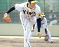 【阪神】岩田7回0封6奪三振 今季ファーム3試合で防御率0・00